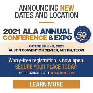 ALA's 2021 Annual Conference & Expo