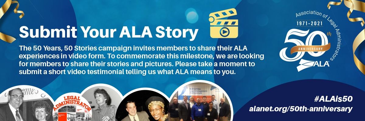 Submit Your ALA Story